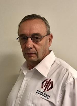 Hugh Trivett - Operations Manager
