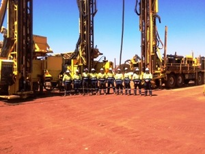 Project: RC Grade Control Drilling