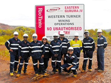 Project: Western Turner Syncline - Mining